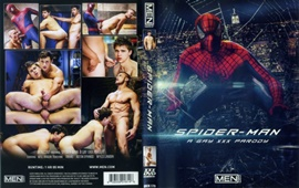 Spiderman A Gay XXX Parody - Filme Gay Completo