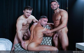 Gabriel Clark, Manuel Skye & Shane Jackson - The Live-in Part 3