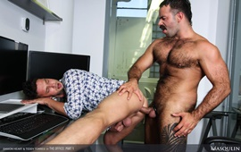 Damon Heart & Teddy Torres – The Office Part 1