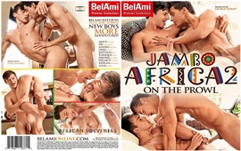 Jambo Africa 2: On the Prowl - Filme Gay Completo