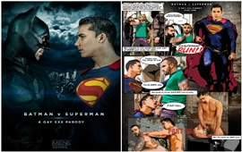 Batman Vs Superman - Filme Gay Completo