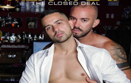 Bruno Max Fucks Robbie Rojo - The Closed Deal