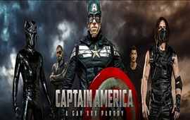 Captain America A Gay XXX Parody - Filme Gay Completo