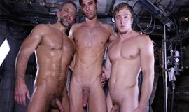 Dirk Caber, Jarec Wentworth & Tom Faulk - Men For Sale Part 3