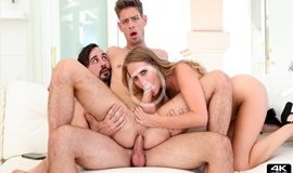 Mason Lear, Michael DelRay & Cadence Lux - Let's Make A Deal - Bissexual