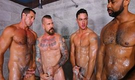 Cell Block D - Filme Gay Completo