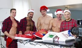Ace Quinn, Ethan Chase, Manuel Skye, Rocky Vallarta, Teddy Torres - Live For Christmas