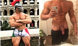 tenbyseven (musclegodreese) ou Reese - Only Fans