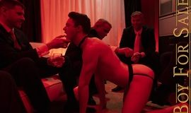 BoyForSale – BOY COLE – Auction Party Favor – The Buyer's Night