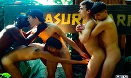 Tom Of Finland: Pleasure Park – Tannor Reed, River Wilson, Joey Mills, Angel Rivera, Sean Ford