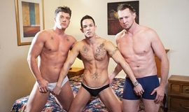 Motel Exhibition Part 3 – JJ Knight, Nic Sahara, Pierce Paris