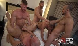 RawFuckClub – Gay Marriage Orgy Part 1