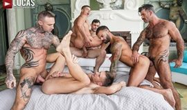 Ass-Hammering Hardware Fire Island Orgy Part 2