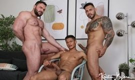 Cocked & Loaded: Cole Keller, Santiago Rodriguez, Viktor Rom