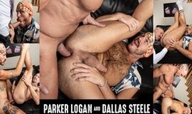 Manalized - Dallas Steele & Parker Logan