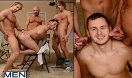 Brenner Bolton, Cameron Foster, Mike Tanner & Morgan Shades - My Brother In Law Part 8