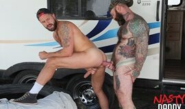 TrailerTrashBoys - TV Repair: Wesley Woods & Jack Dixon