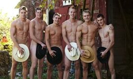 Down on the Farm - Filme Gay Completo