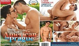 Blake Mitchell is An American in Prague - Filme Gay Completo