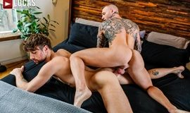Ass Rammed Raw – Drew Dixon, Dylan James