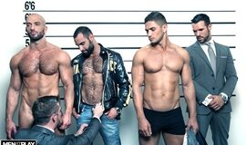 The Line Up - stars Scott Hunter, Paco, Denis Vega, Dato Foland and Bruno Boni