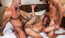 Daddy's In Charge – Adam Russo, Max Adonis, Ruslan Angelo