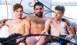 PRIVATE STRIPPER – Edward Terrant, Lev Ivankov, Ryan Bones
