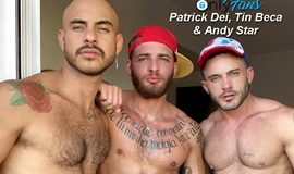 Patrick Dei, Tin Beca & Andy Star - OnlyFans