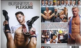 Gentlemen 05: Business and Pleasure - Filme Gay Completo
