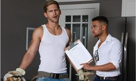 Roman Todd pounds Beaux Banks raw in Home Inspection