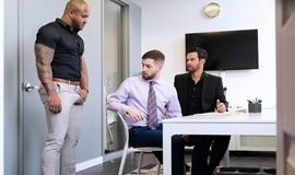 Jason Vario, Beau Reed, Thyle Knoxx - My Boss is A Dick
