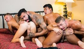Boy's Trip Part 3 – Jay Seabrook, Chad Taylor, Rikk York, Johnny Hunter