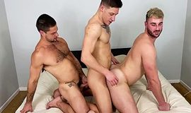Michael Boston, Dalton Riley & Aspen