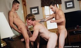 Johnny Rapid, Tom Bentley, Kyle Connors - Come Get That Hole Wrecked