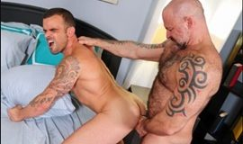 Damien Crosse & Musclebear Montreal - WOOF! Time To Enjoy Each Other