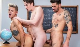 Menage A Trois - Jack Hunter, Andy Taylor, Chris Damned