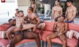 Andre Donovan, Isaac X, Joaquin Santana - Pounded In Public View