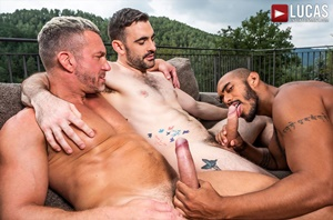 Daddy's Bitch Boys – Louis Ricaute, Max Arion, Tomas Brand