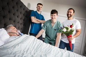 Finn Harding, Ryan Jacobs, Tanner Hall - Catering to the Caregiver
