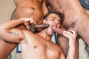 Allen King, Marco Antonio, Sir Peter - Filled Up With Cum