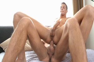 Lance Thurber bangs Marcel Gassion raw