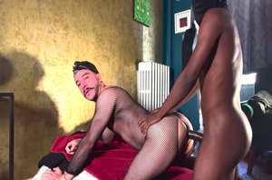 Alessio Vega - He wanted me in a Slutty outfit so I delivered