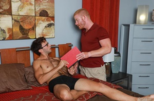 Bennett Anthony, Izzy Danger - Sharing My Room With My Stepbrother