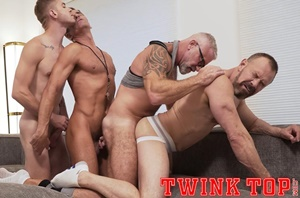 Lance Charger, Mitch Cox, Max Sargent & Tom Bentley – Team Play